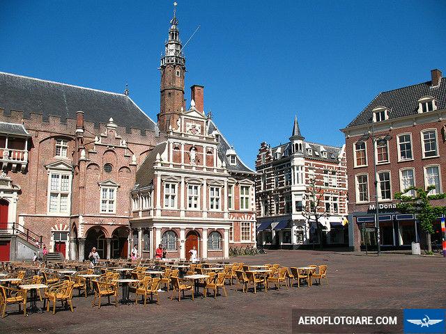 Vé máy bay giá rẻ đi Hà Lan hãng Aeroflot