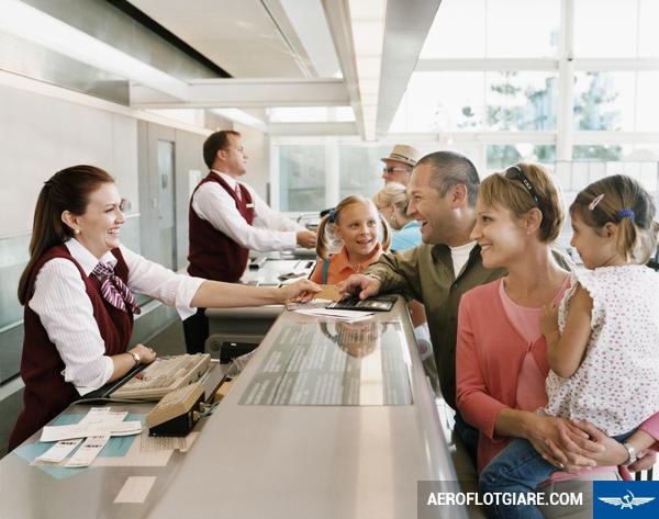 Những quy định về hoàn, đổi vé máy bay Aeroflot