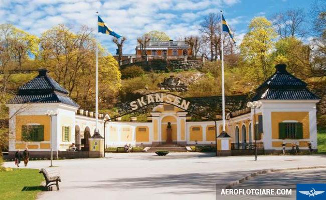 dat mua ve may bay di stockholm