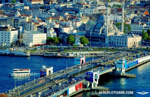 ve may bay di istanbul