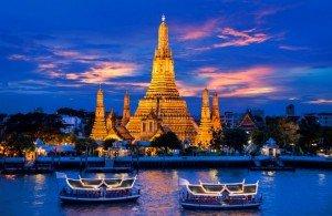 Khám phá các thành phố nổi tiếng của Thái Lan
