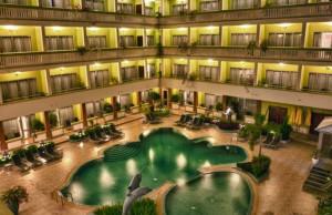 Tìm kiếm những khách sạn sang trọng tại Campuchia