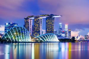 Du lịch Singapore – thành phố xanh sạch đẹp nổi tiếng