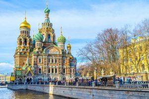 Khám phá văn hóa đặc sắc nước Nga