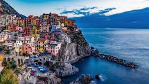 Lãng mạn những ngôi làng nhỏ xinh nước Ý