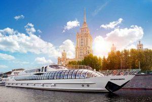 Tận hưởng mùa thu tươi đẹp ở Moscow