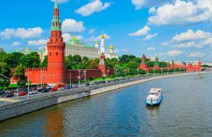 Sững sờ trước những con sông lớn nhất nước Nga