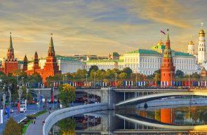 Ngắm những thành phố đẹp nhất nước Nga