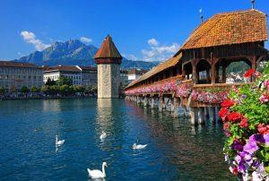 Những điểm du lịch mới lạ và hấp dẫn ở Thụy Sĩ