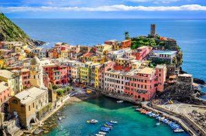 Ngỡ ngàng trước 4 quãng trường lớn nhất nước Ý
