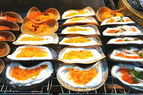 Bánh kẹp kem dừa
