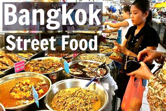 Đồ ăn ở Banhkok