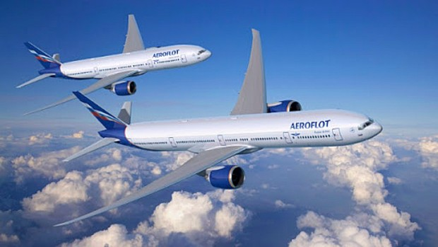 xem lịch bay Aeroflot