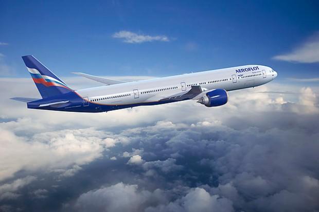 máy bay Aeroflot