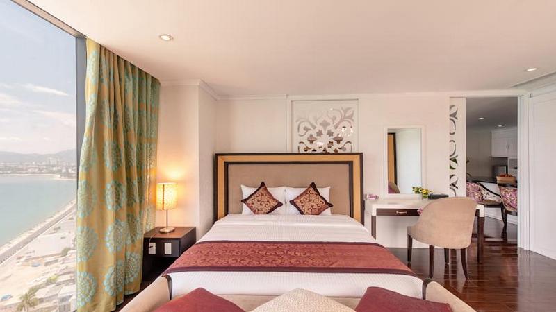 Phòng khách sạn mường thanh grand nha trang