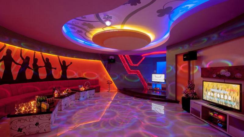 Phòng karaoke tại Mường Thanh Grand Nha Trang