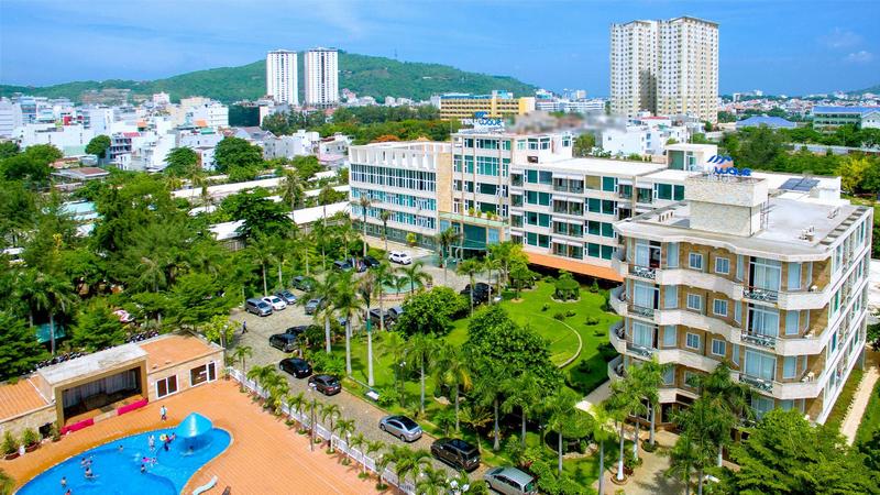 Review khách sạn New Wave Vũng Tàu