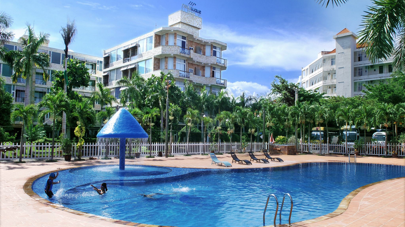 Hồ bơi Khách sạn New wave Vũng Tàu