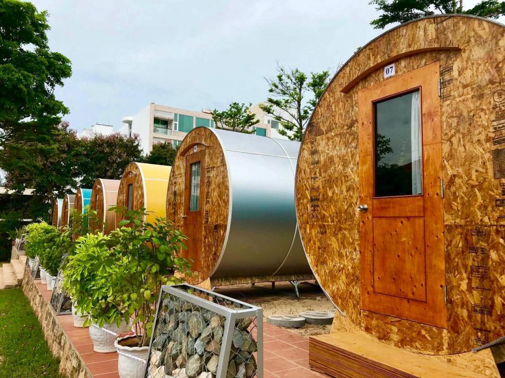 Phòng ống Khách sạn New wave Vũng Tàu