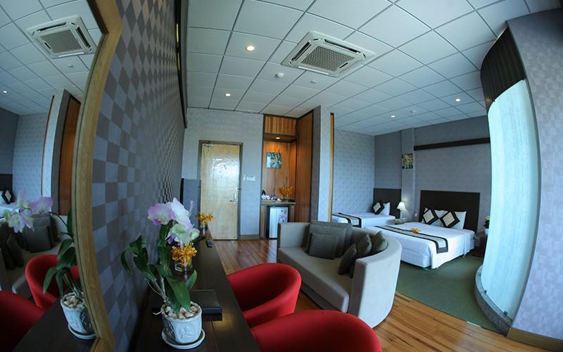 Phòng vip Khách sạn New wave Vũng Tàu