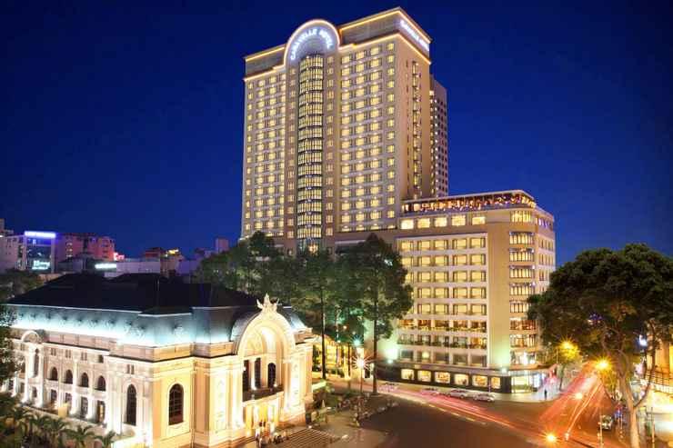 Caravelle Sài Gòn - Phòng khách sạn 5 sao giá rẻ