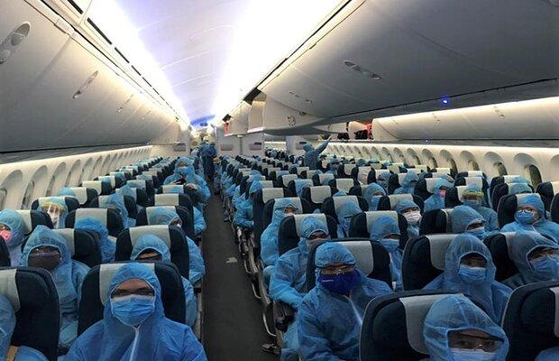 Cách ly 14 ngày là bắt buộc đối với tất cả hành khách từ nước ngoài về