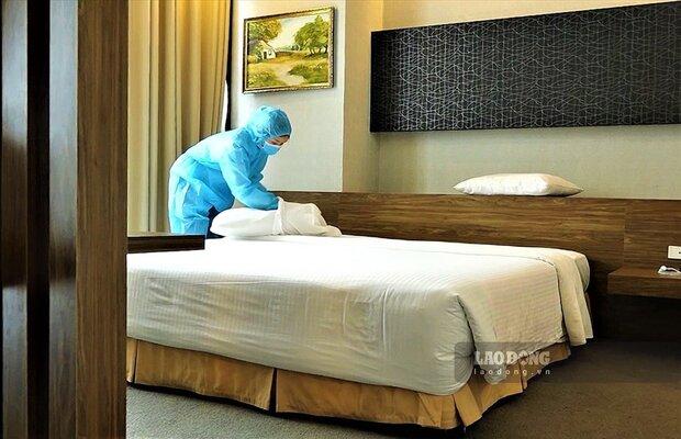 Các lưu ý khi cách ly tại khách sạn