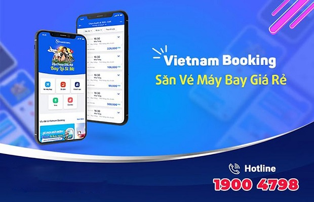 đặt vé  chuyến bay từ Pháp về Việt Nam
