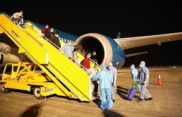 đăng ký đặt vé máy bay từ Mỹ về Việt Nam