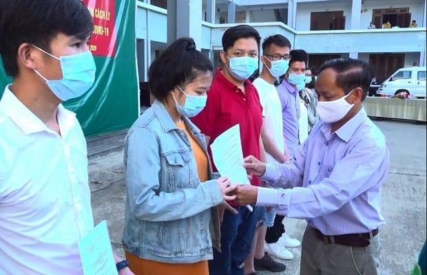 Danh sách khách sạn cách ly Quảng Ninh kết thúc quá trình cách ly