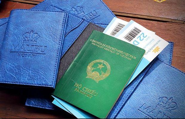 Thủ tục nhập cảnh dành cho người Việt